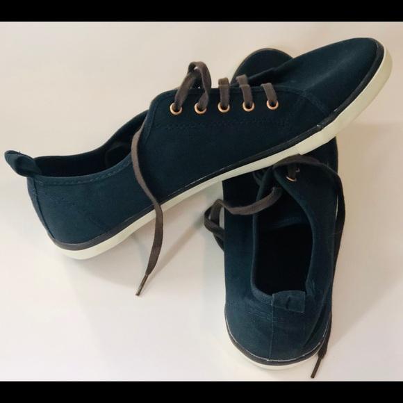 H&M Other - H&M Blue Canvas Shoes